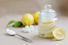 Storing Lemons For Immunity Boosting