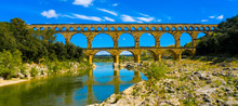 Pont Du Gard- French Bridge To...