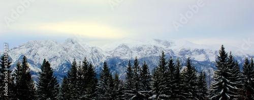 piękne Tatry
