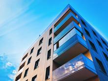 New Modern Apartment Building Exterior_4x3