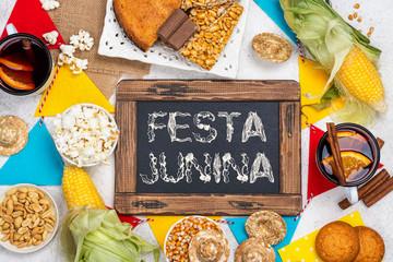 Brazilian festa junina party