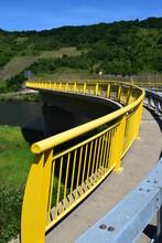 Moselbrücke Zwischen Koppelbe...