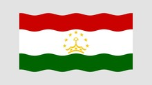 Animated Icon Of The Flag Of T...