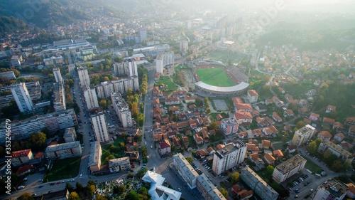 Obraz Tuzla, Bosnia and Herzegowina - fototapety do salonu