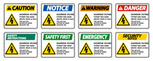 Hazardous Voltage Contact May ...