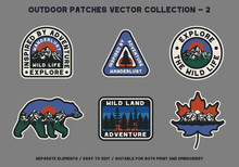 Outdoor Wild Land Adventure Pa...