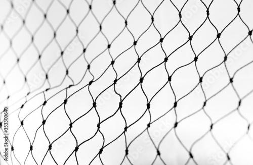 Valokuva Net pattern close up