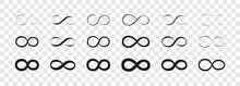 Infinity Symbols Collection, I...