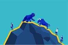 Stock Exchange Vector Concept:...