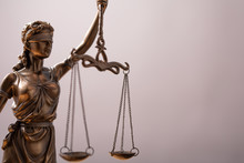 Law And Order, Legal Symbol Th...