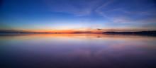 Sunset Panorama Scene At Hin K...