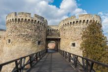 Belgrade Fortress And Kalemegd...