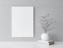 White Frame And Home Decoratio...