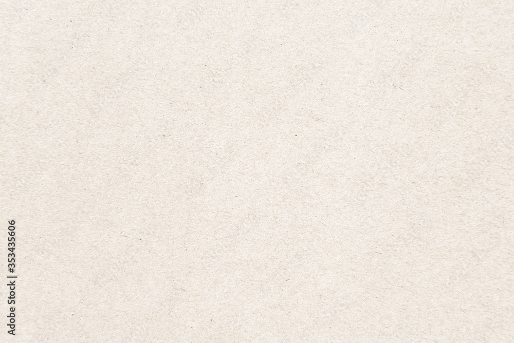 Fototapeta Paper texture cardboard background. Grunge old paper surface texture