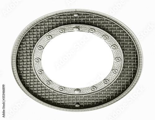 Fotografie, Tablou metal picture frame