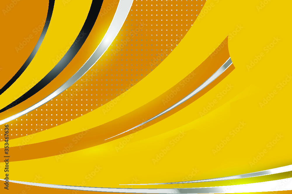 Fototapeta abstract background with golden lines