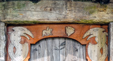 Carvings, Details And Decorati...