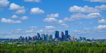 Downtown Calgary Skyline Panor...