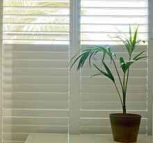 Luxury Plantation Shutters