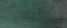 Green Wallpaper Background With Free Text Space, Chalkboard Texture
