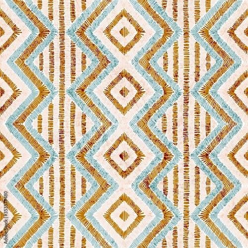 Tapety Boho   haftowany-wzor-geometryczny-ozdoba-na-dywan-motywy-etniczne-i-plemienne-sztuka-grunge-tekstury-kolorowy-nadruk-wykonany-recznie-ilustracja-wektorowa