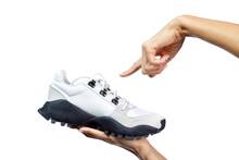 Fashionable Modern Sneaker Wit...