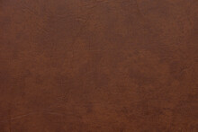 Abstract Brown Leather Texture...