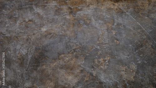 Fototapeta abstract concrete wall background, dirty cement stone texture obraz