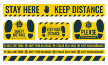Social Distancing. Please Keep...