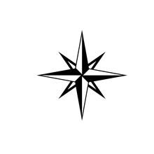 8 Point Star Icon. Clipart Ima...