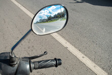 Hot Summer On The Side Mirror ...