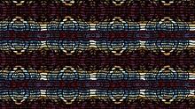 Digital Art Fractal Background...
