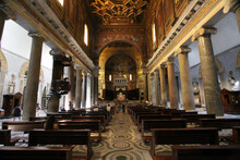 Nave, Basilica Of Our Lady In ...