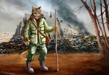 Apocalyptic Puss In Boots And ...