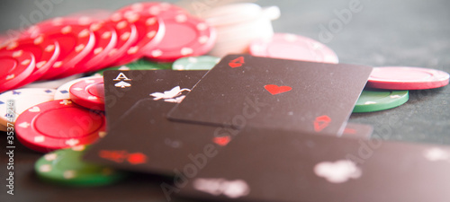 Photo Ace Poker