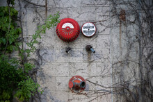 Fire Fighting Old Standpipe