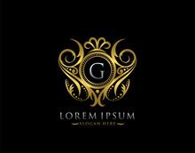 Luxury Boutique G Letter Logo....