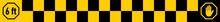 Checkered Social Distancing Fl...