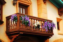 Flowers Adorn A Fairy Tale Lik...