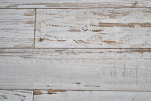 Strips Of Old Gray Wood. Moder...