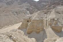 Qumran, Israel Dated 5 Aug 2008