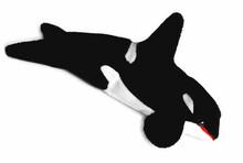 Orca Killer-whale Plush Toy