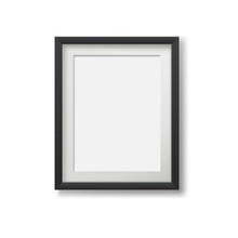 Realistic Modern Frame For Pai...