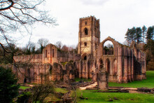 Fountains Abbey And Studley Royal Water Garden 5 A