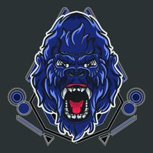 Monkey, Kong, Gorilla Sacred G...
