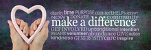 Make A Difference Campaign Wor...