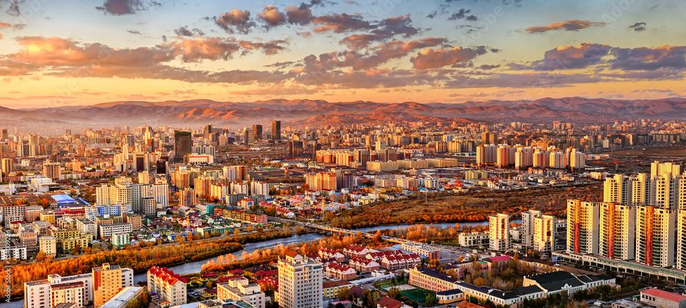 Fototapeta Ulaanbaatar
