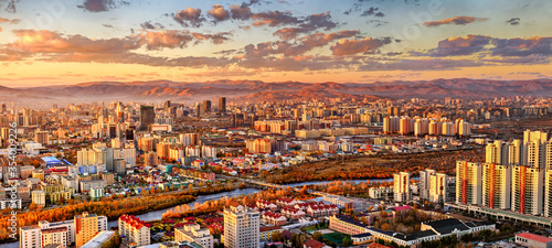 Fényképezés Ulaanbaatar