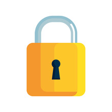Locker Icon, Padlock Symbol, S...