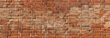 Texture Of Old Red Brick Wall ...